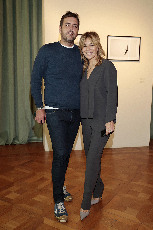 Martín Gorosito y su madre Grace Ratto