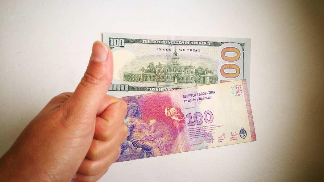 Con una tasa anual de 42%, el Central apuesta a reducir la presión cambiaria sobre el dólar