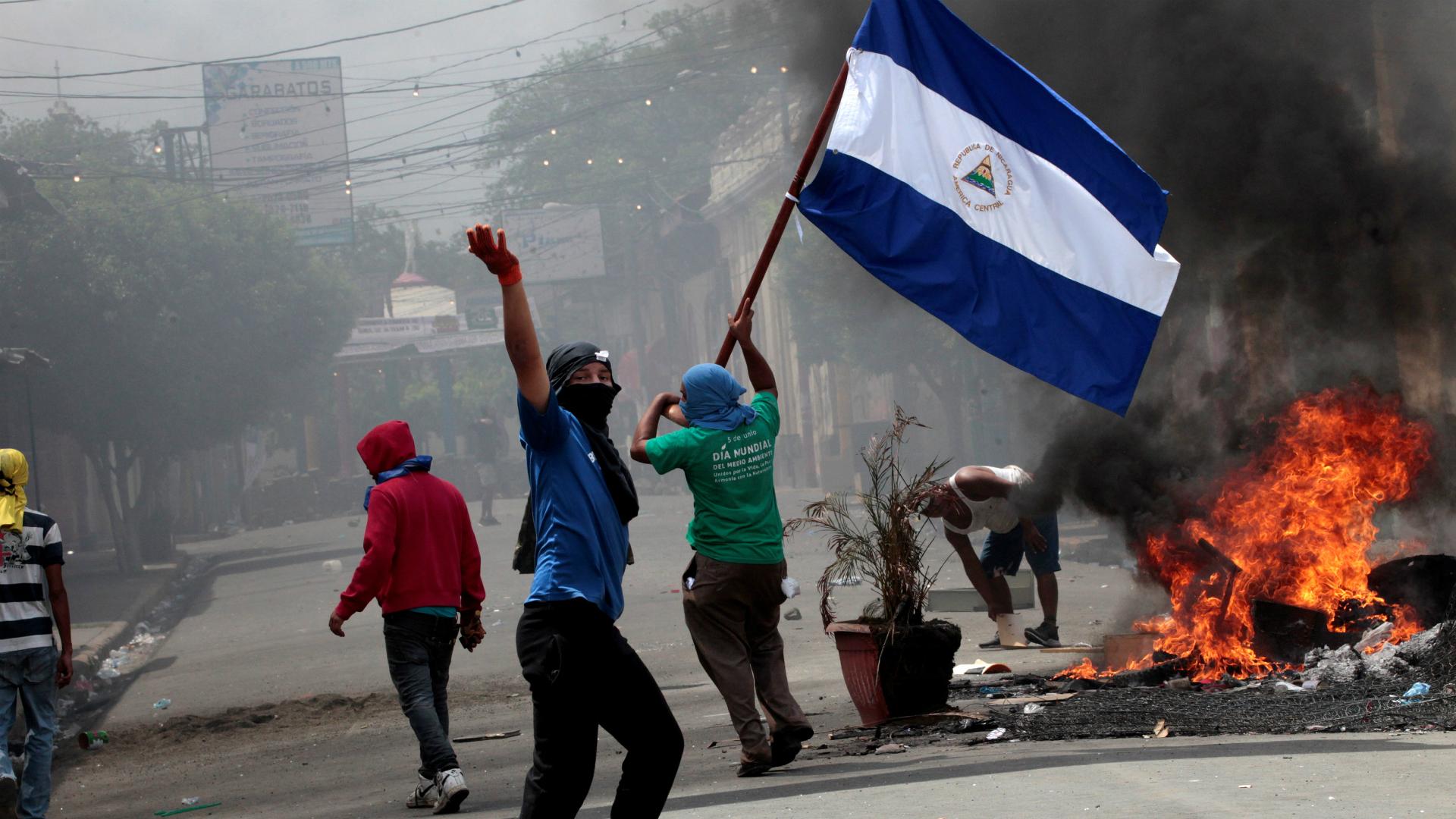 La situación es cada vez más crítica en el país centroamericano.