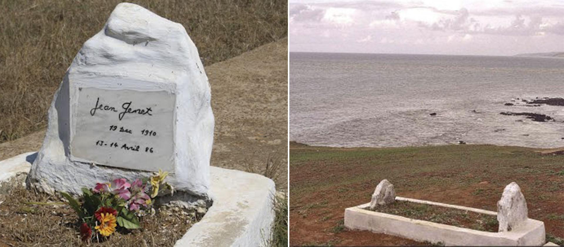 La tumba de Genet en Marruecos