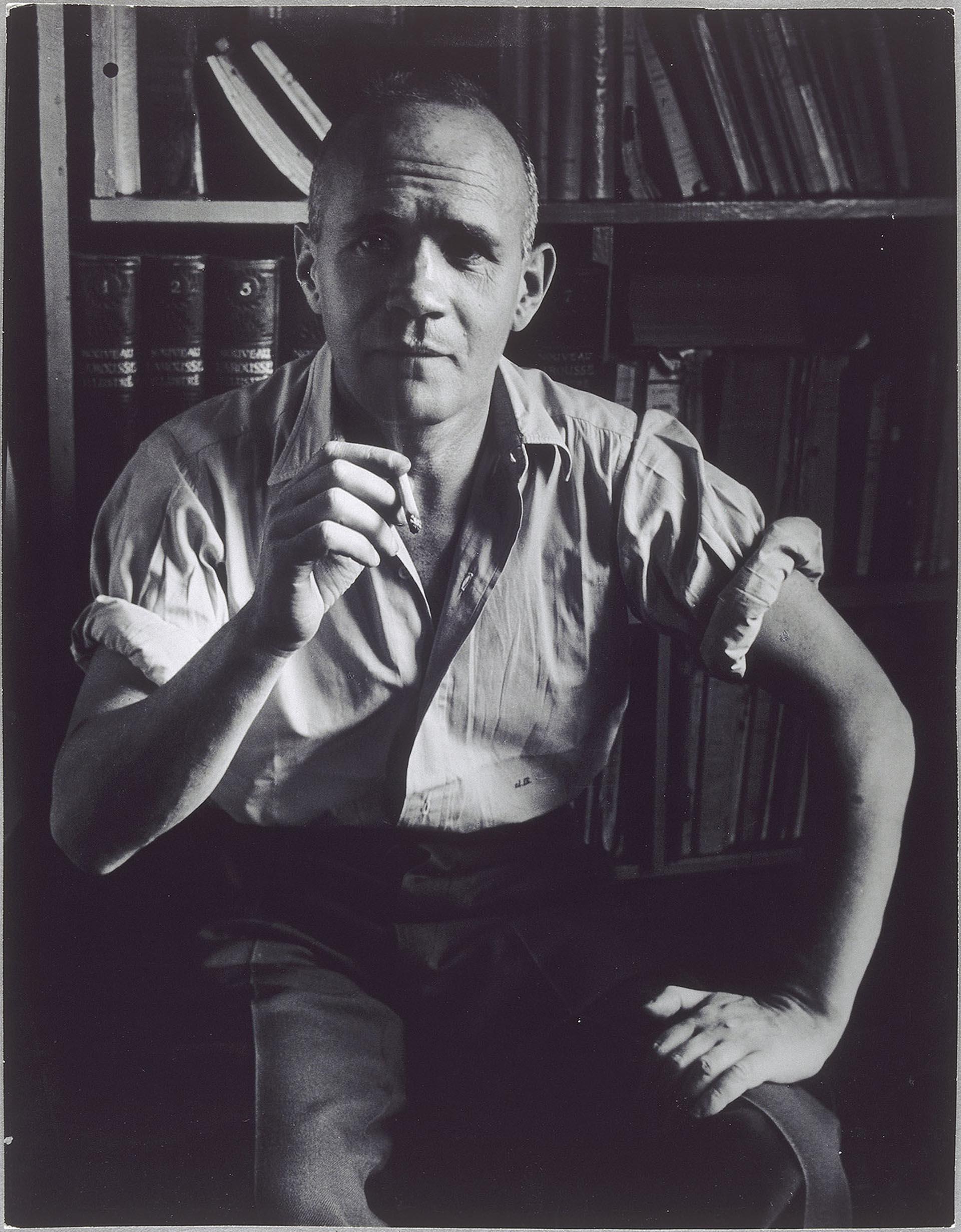Jean Genet en 1948