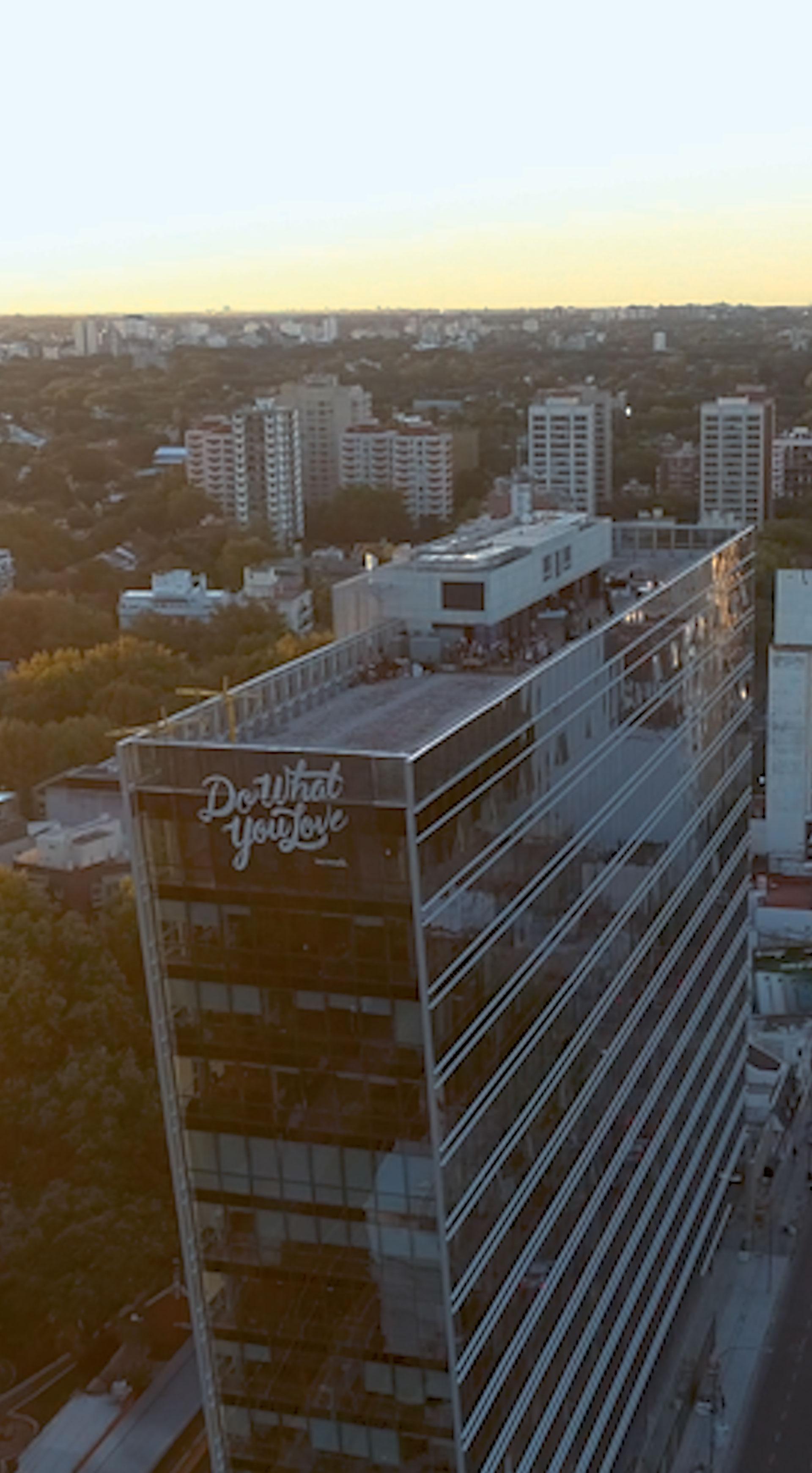 WeWork inauguró Libertador 1000, su nuevo edificio en Vicente López
