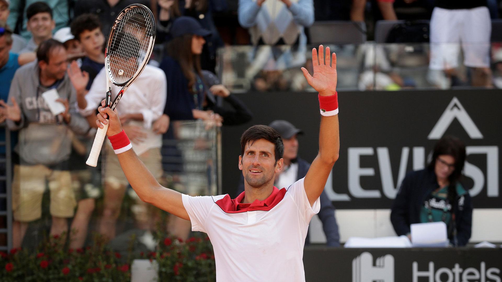 Novak Djokovic (Reuters)