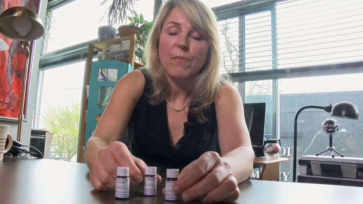 Anke Zimmermann es homeópata en Victoria (Canadá) (Foto cortesía de redes sociales)