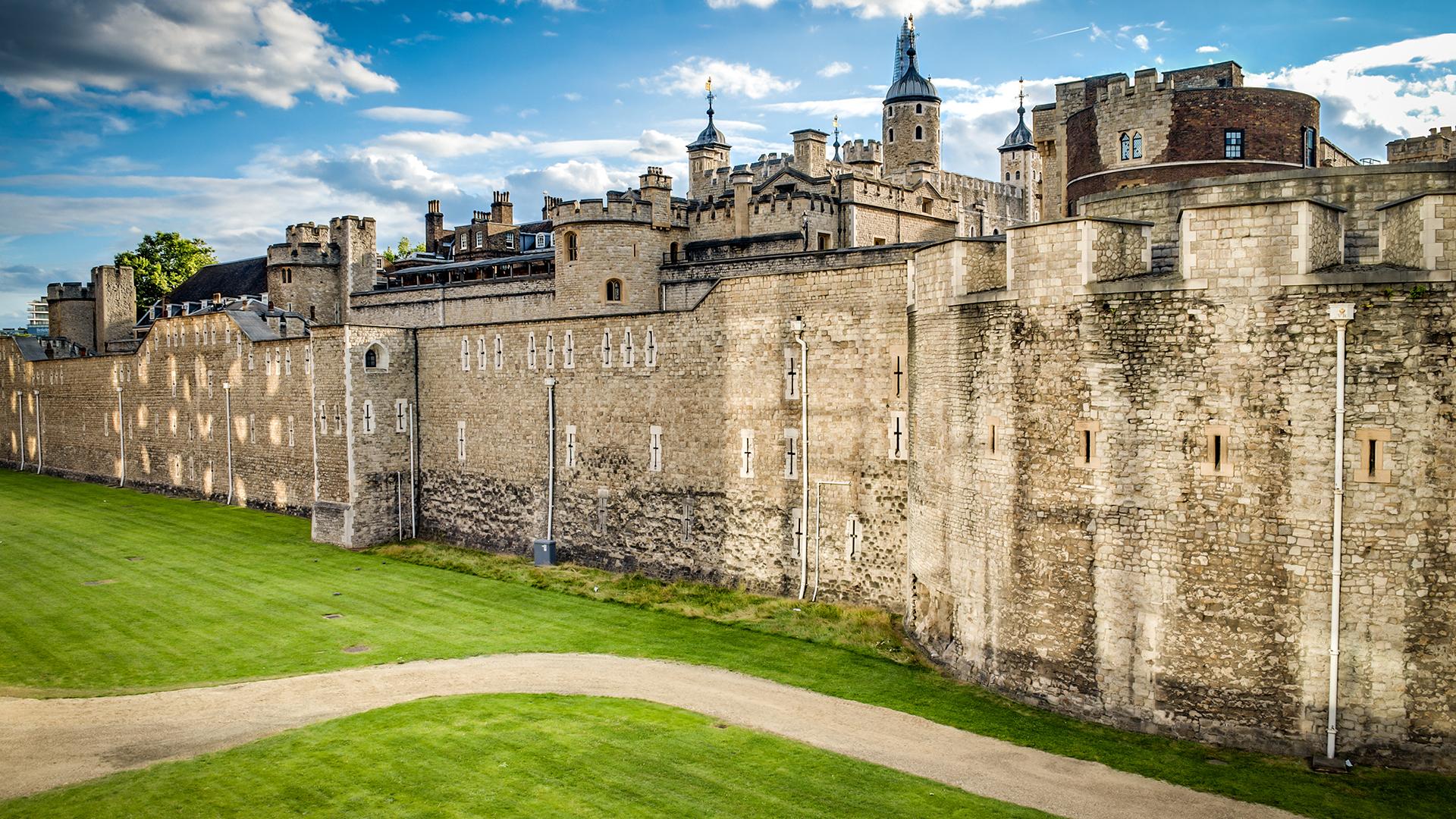 Las torres albergan las joyas de la Corona y son custodiadas (Getty Images)