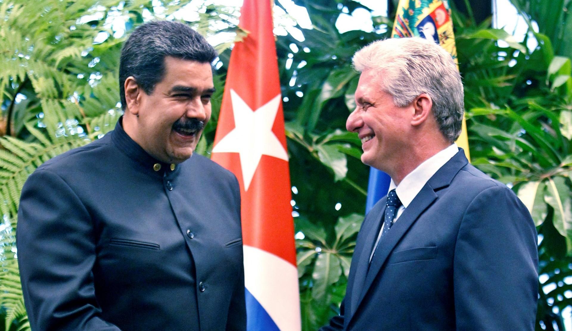 La medida es parte de la política contra Cuba, Venezuela y Nicaragua. (Reuters)