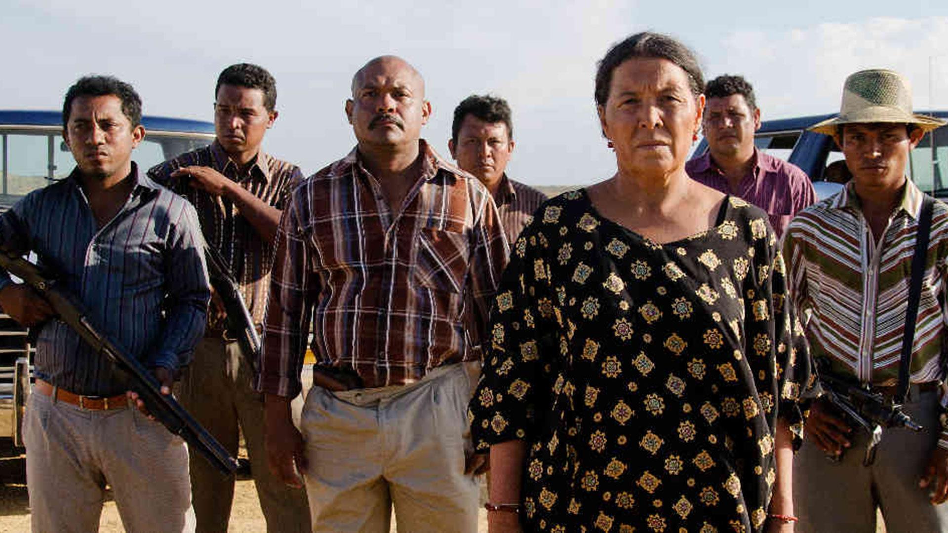 La reciente película de Guerra, 'Pájaros de verano', se estrenó en el Festival de Cannes.