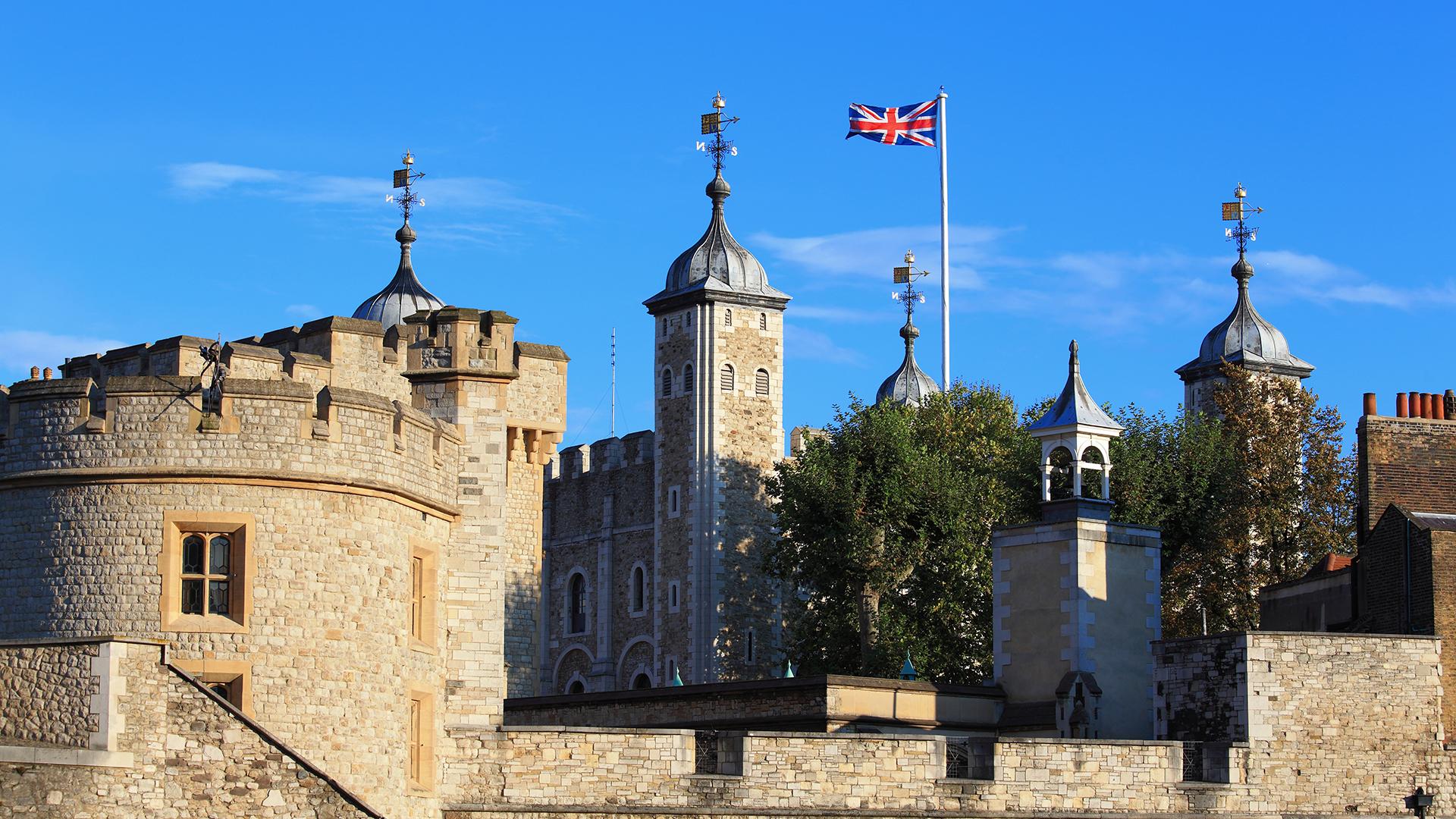 Las torres albergaron durante siglos a prisioneros, entre ellos figuras importantes de la historia (Getty Images)
