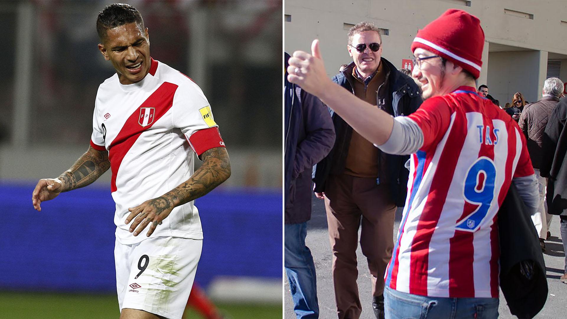 Paolo Guerrero fue sancionad por el TAS por 14 meses