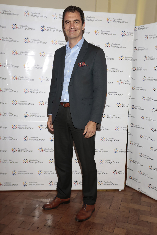 Santiago Rossi, gerente de Relaciones Institucionales del Grupo Provincia