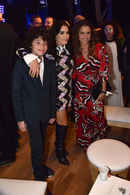 Lali Espósito, Julieta Ortega y su hijo Benito