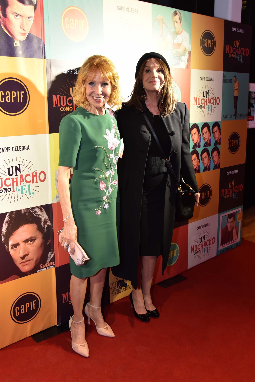 Evangelina Salazar y Ana María Picchio
