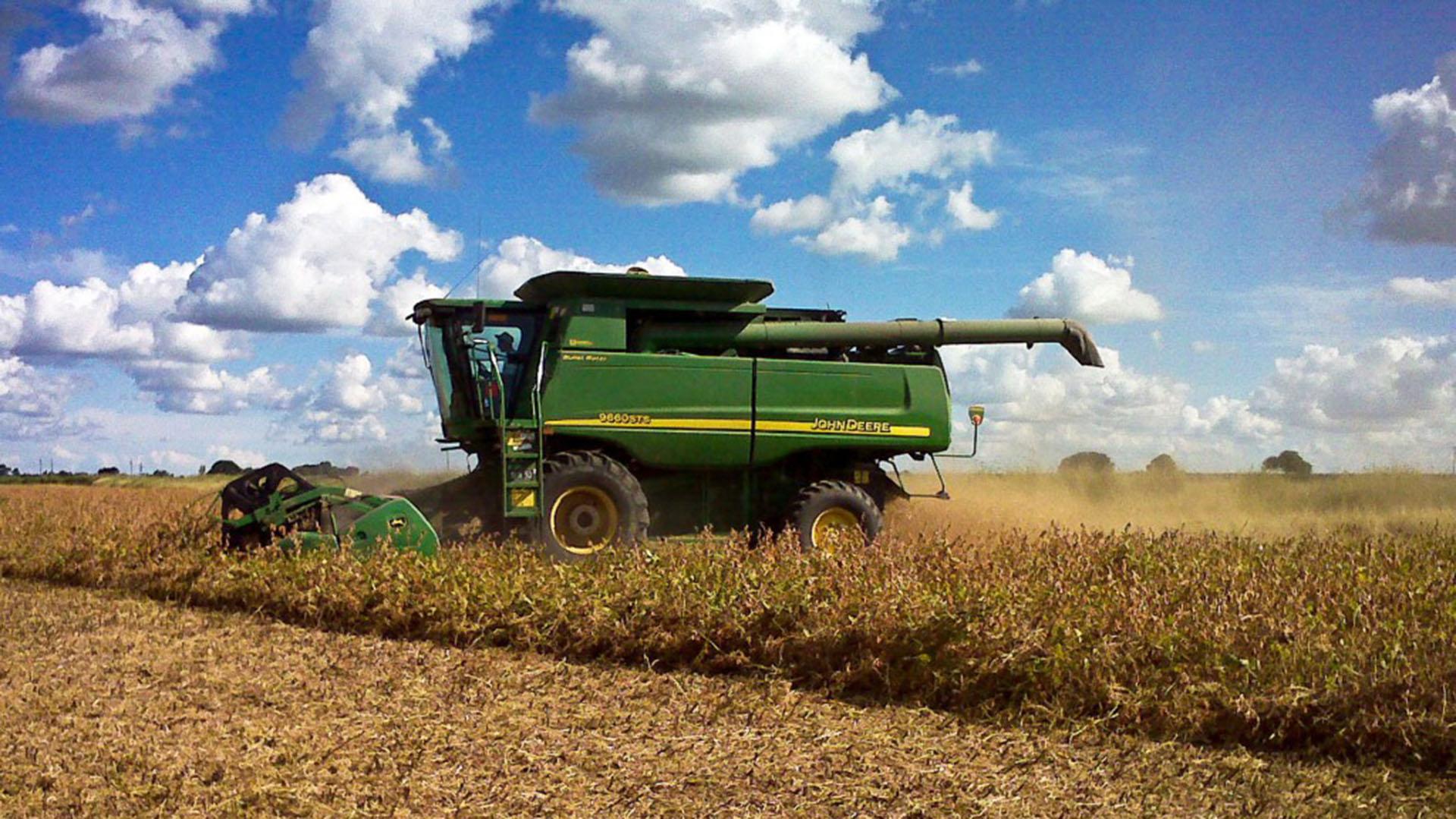 La menor producción agrícola explica en parte el rojo comercial argentino