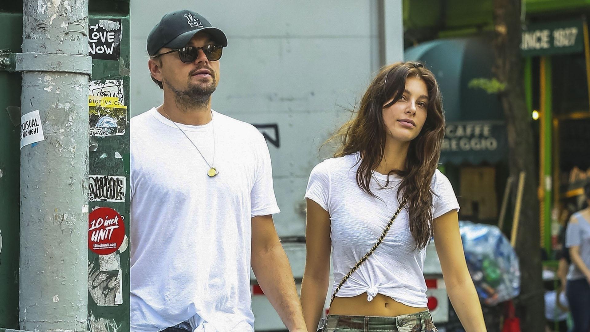 Leonardo DiCaprio es 23 años mayor que Camila Morrone (The Grosby Group)