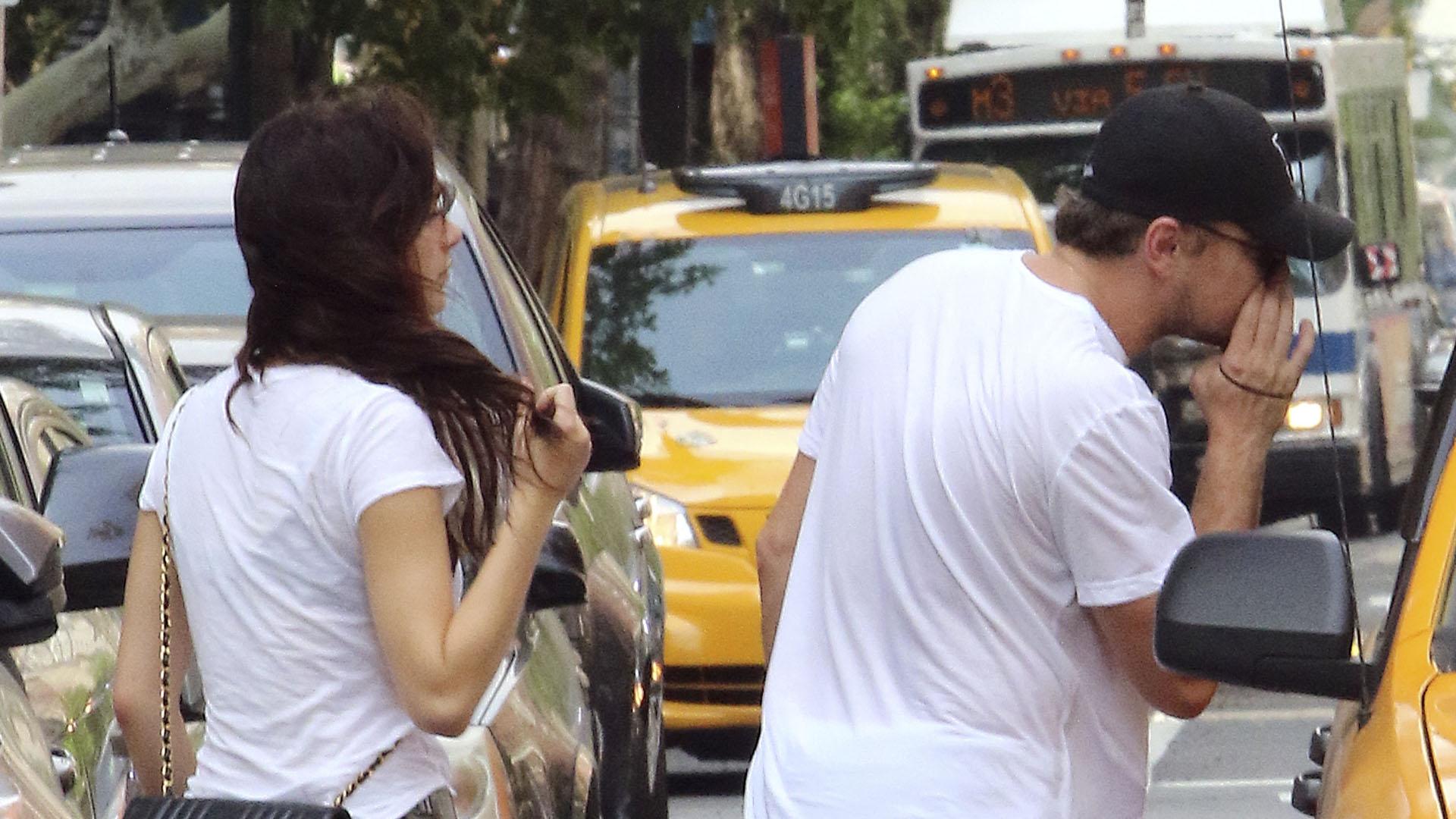 Leonardo DiCaprio y Camila Morrone tienen una relación desde diciembre del 2017 (The Grosby Group)