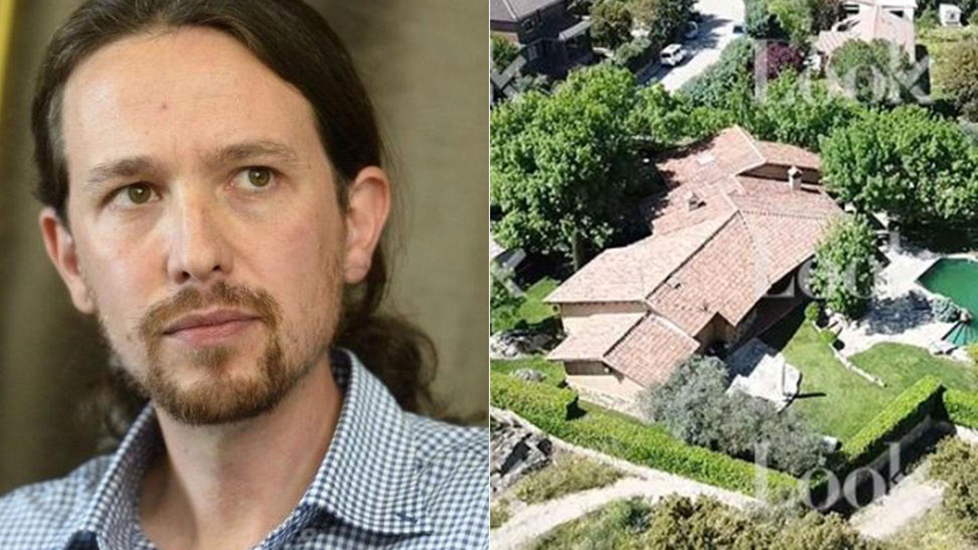 Pablo Iglesias y su nueva casa