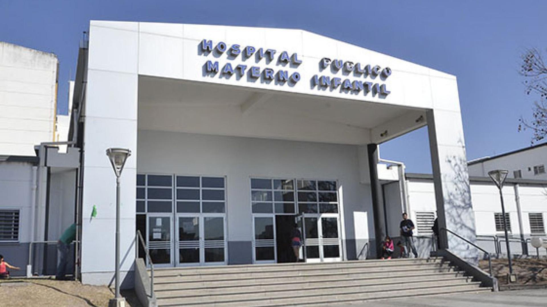 Hospital Público Materno Infantil de Salta: aquí fue llevada la menor abusada