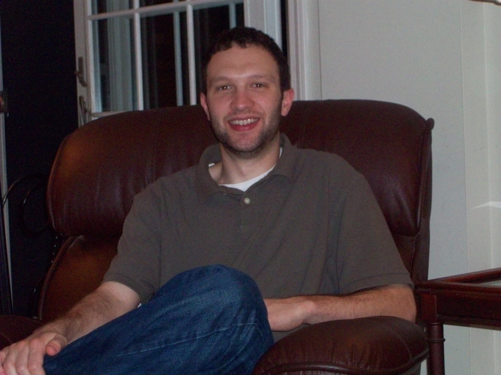Tallmadge D'elia, de 38 años