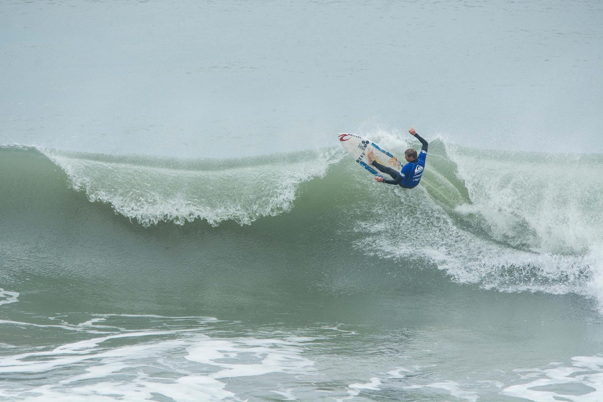La Paloma fue el escenario del torneo de surf más exigente del país