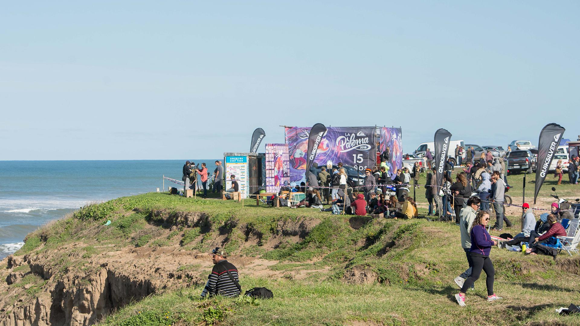Más de 2.000 personas presenciaron el torneo más exigente del país