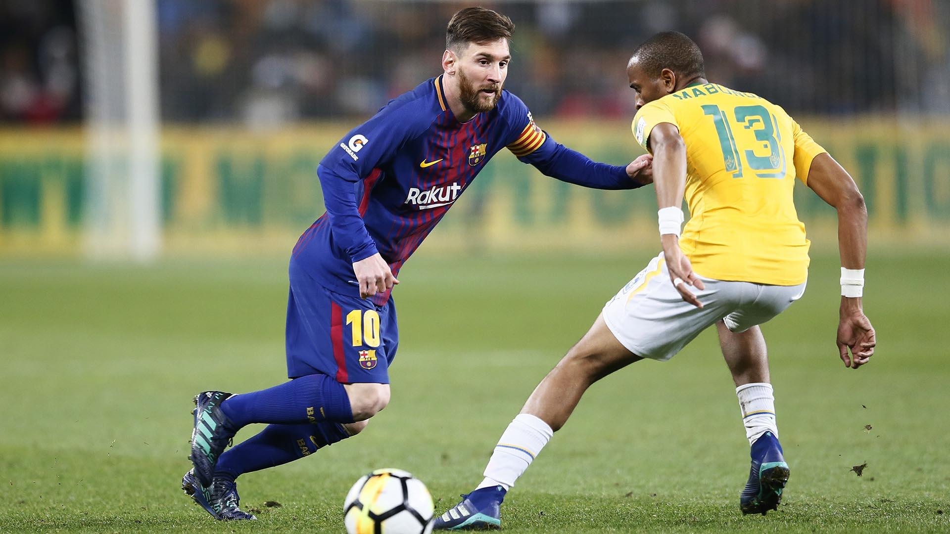 Al Barça le queda un compromiso oficial: el domingo juega ante Real Sociedad (Foto: AFP)