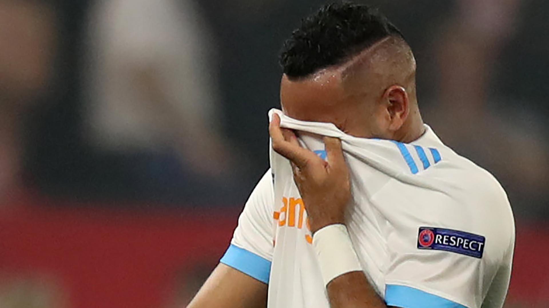 Payet se retiró llorando (Reuters)