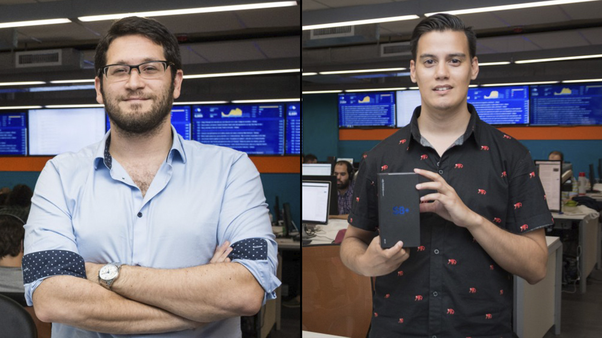 """Más ganadores de """"Viví la noticia"""" en Infobae."""