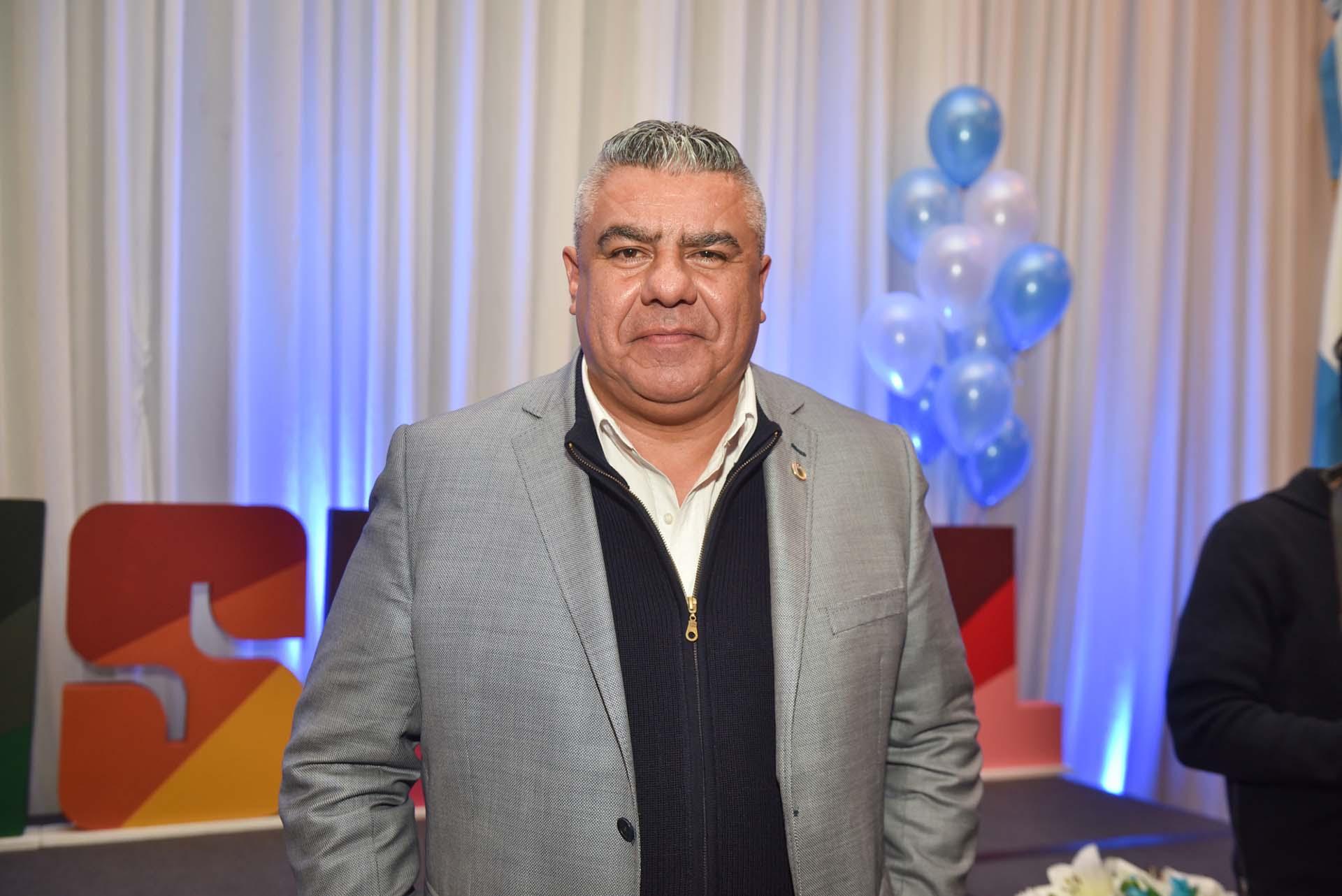 Claudio Fabián 'Chiqui' Tapia, presidente de AFA
