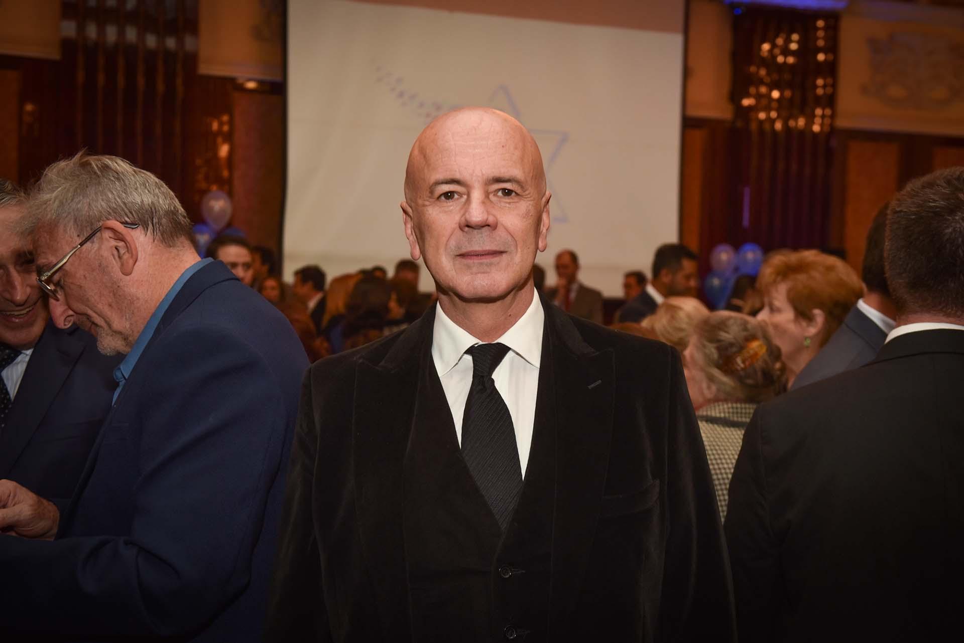 Jorge Telerman, Director del Complejo Teatral Ciudad de Buenos Aires