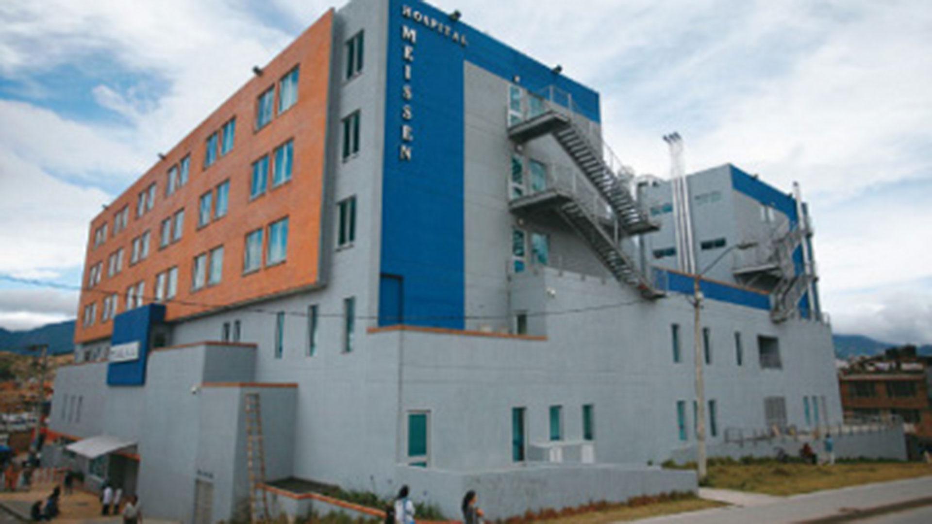 Al hospital de Meissen fue trasladada Alexandra Buitrago, pero a los pocos minutos falleció por la gravedad delas heridas.