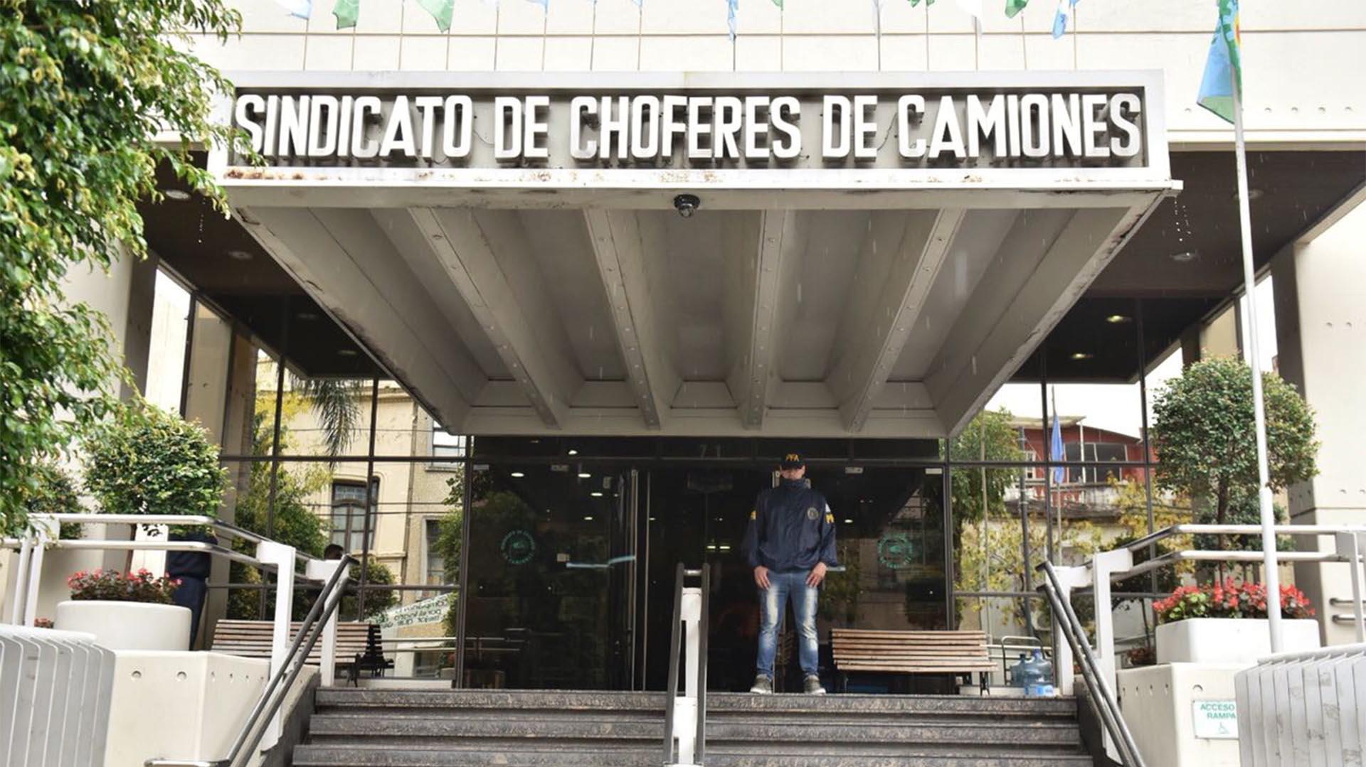 La orden de allanamiento fue librada por Wilma López (Guille Llamos)