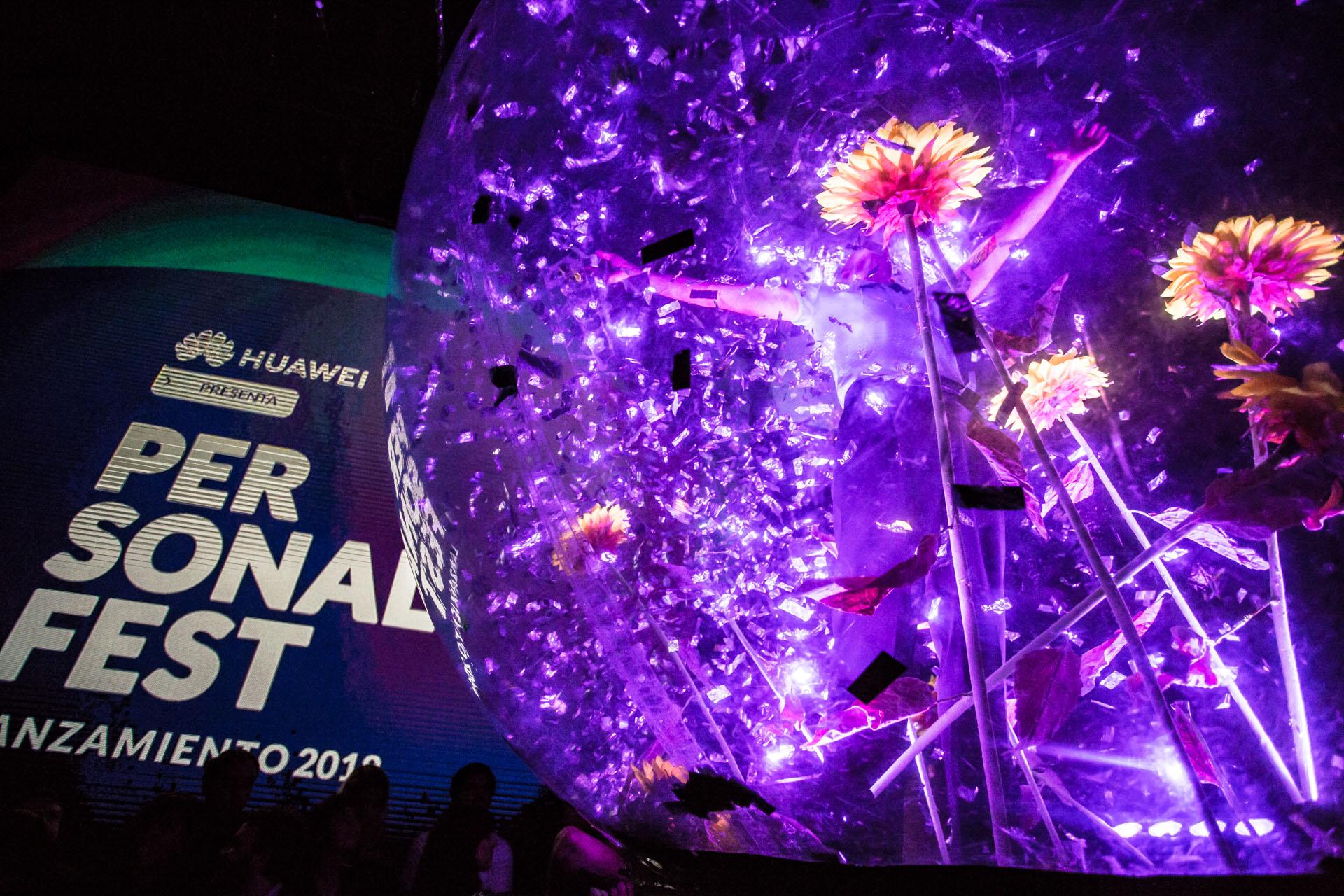 Apertura del Personal Fest en Crobar.