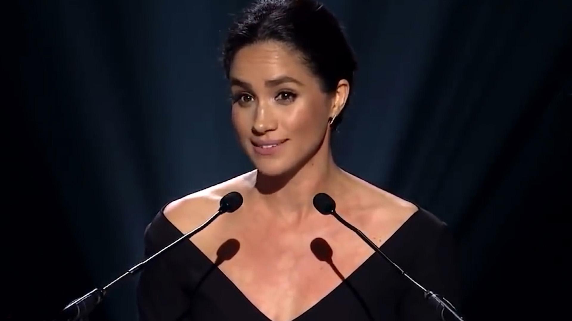 La actriz se destacó en su papel de activista luchando por la igualdad de género, y brindó un emotivo discurso en la sede de la ONU