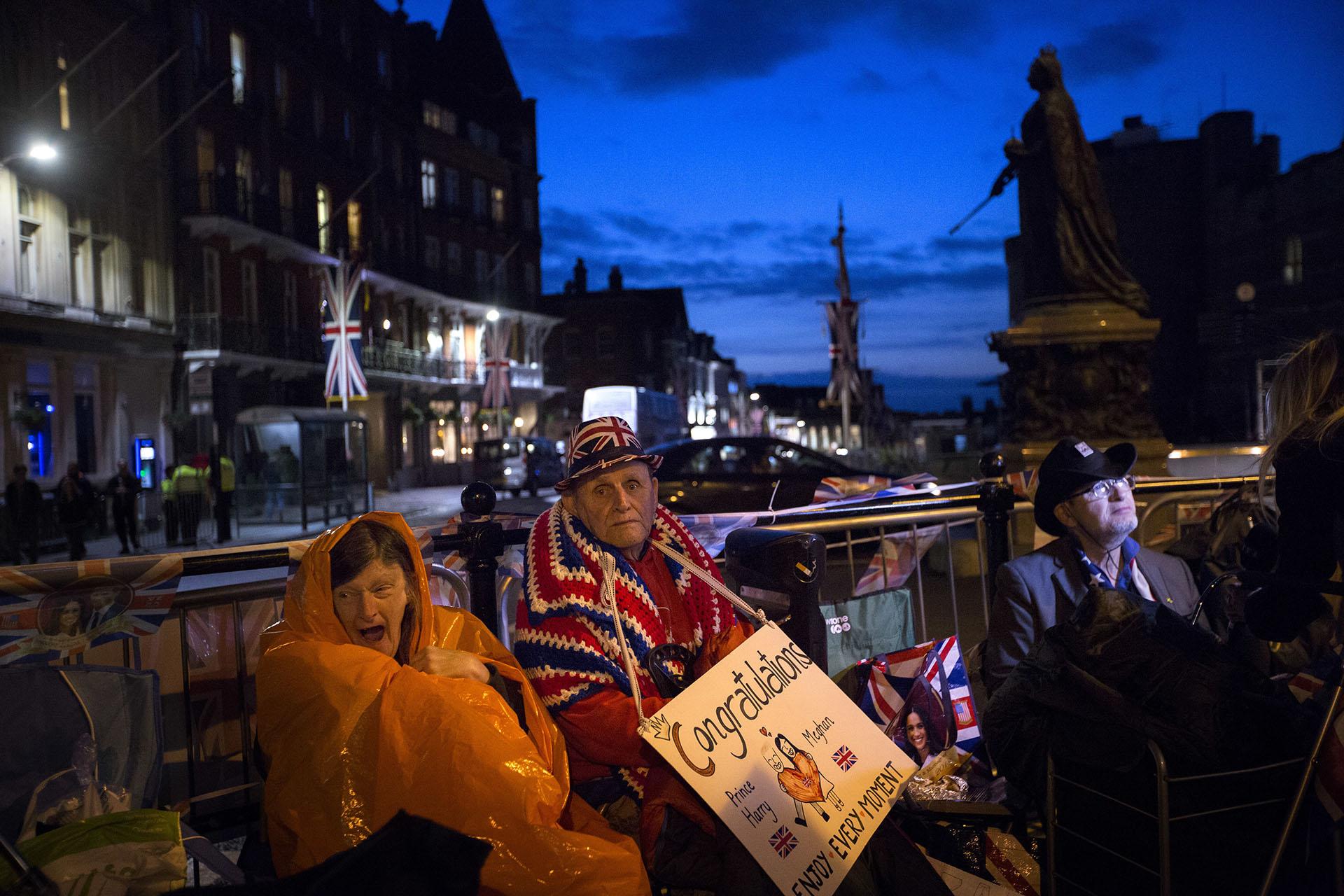 A medida que se acerca la fecha, crece la fiebre por la boda real británica