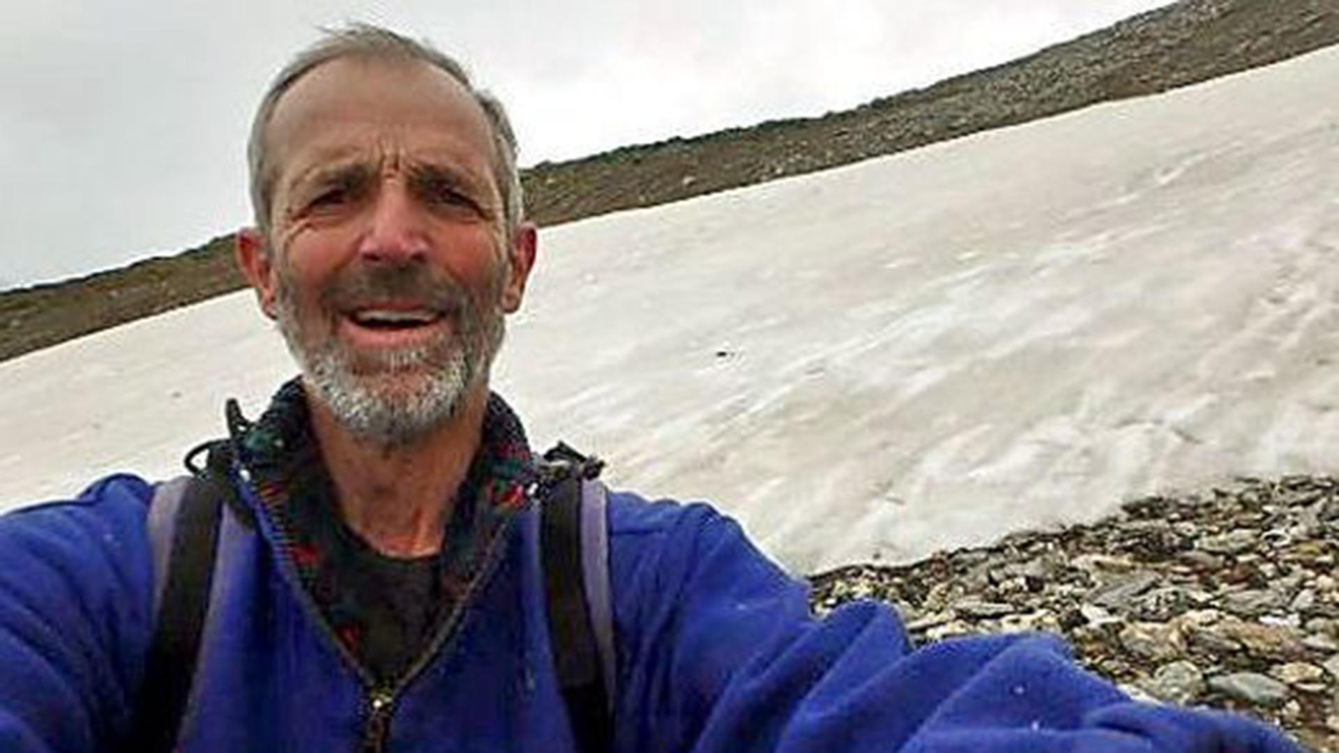 Wilhelm Wabnegg tenía pensado terminar su expedición en Corumbá, Brasil