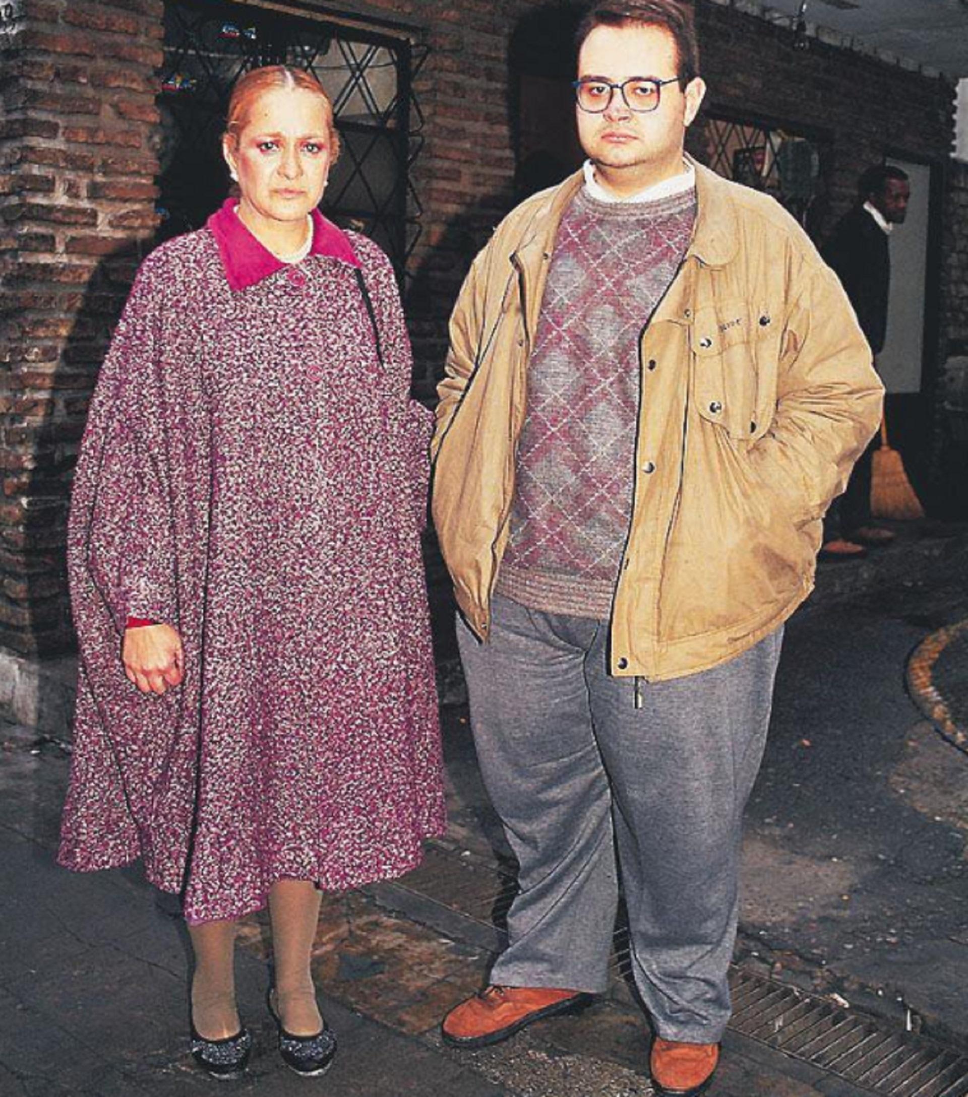 Jorge Pocel Jr y Norma De Mauricio