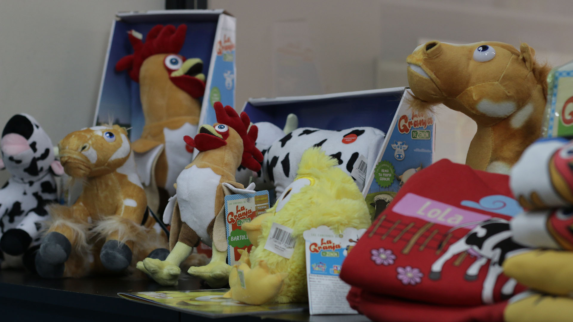 """Hay más de 60 productos licenciados de """"El reino infantil"""" (Lihue Althabe)"""