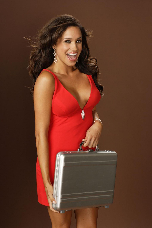 """En 2007 dejó brevemente la ficción para convertirse en una de las azafatas del programa televisivo """"Deal or no Deal"""""""
