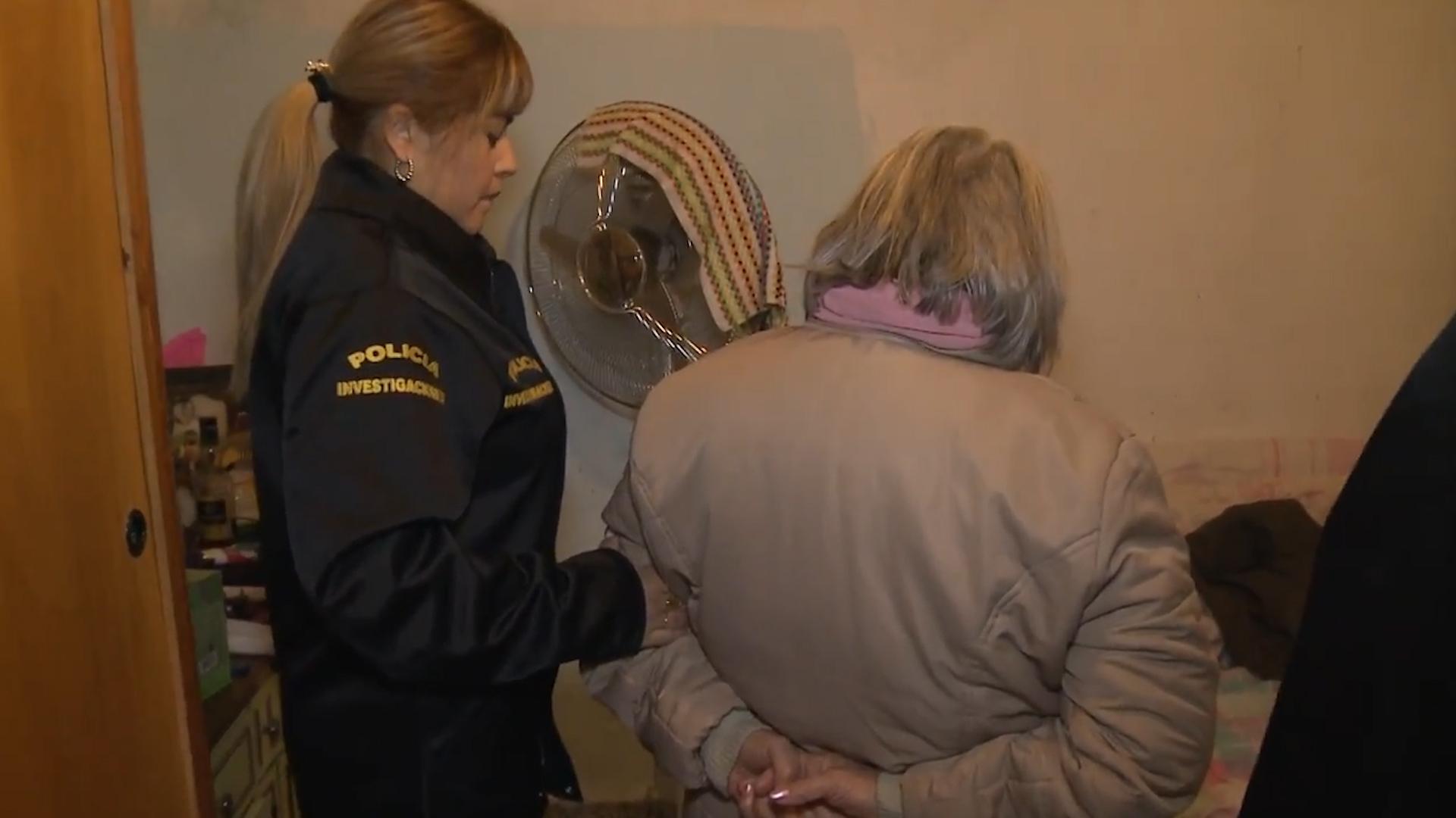 La detención fue realizada por la Policía de la Provincia de Buenos Aires