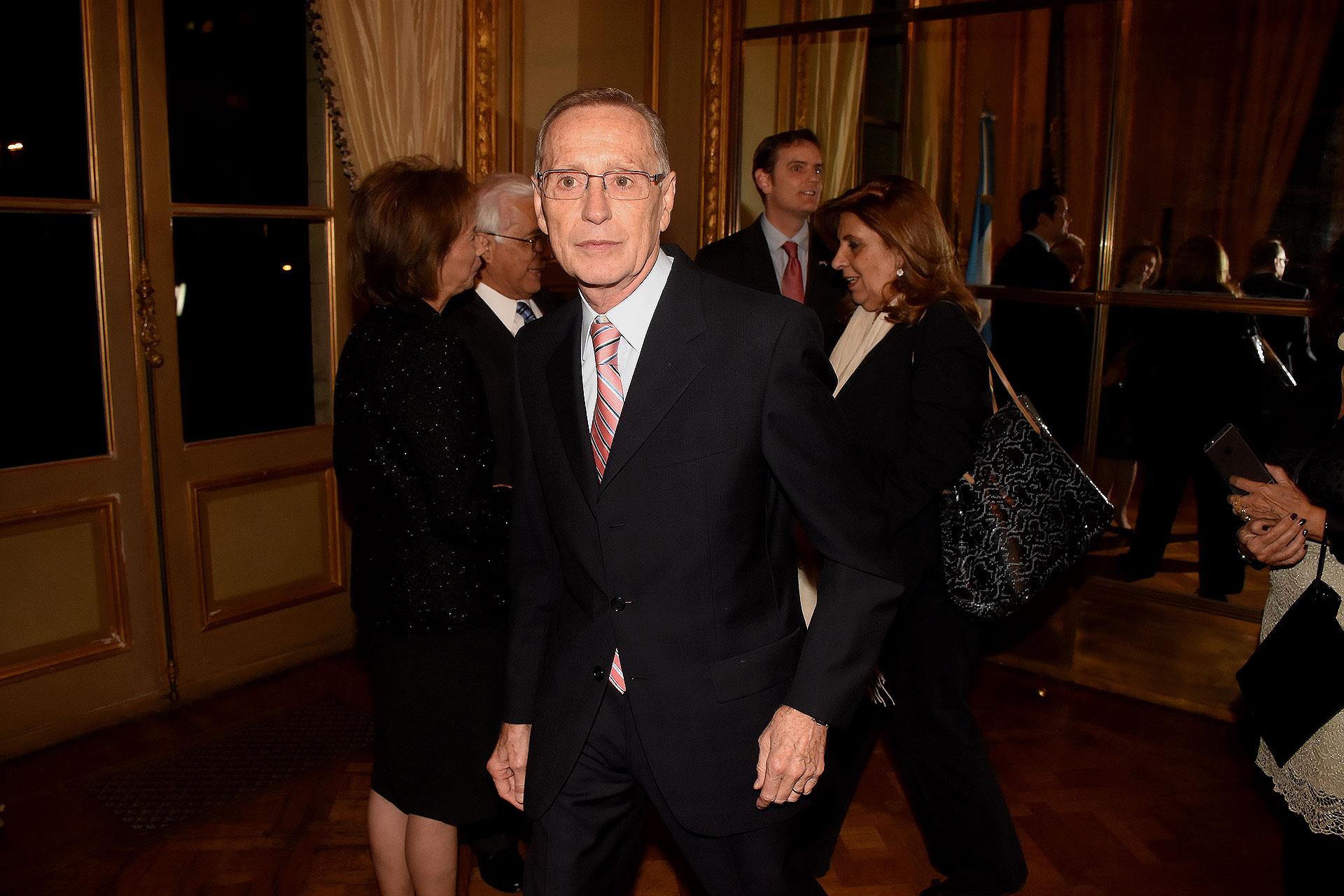 Adalberto Rodríguez Giavarini, presidente del Consejo Argentino para las Relaciones Internacionales (CARI)