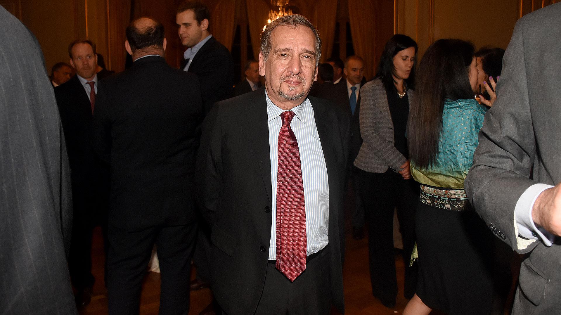 El ministro de Ciencia, Tecnología e Innovación Productiva, Lino Barañao