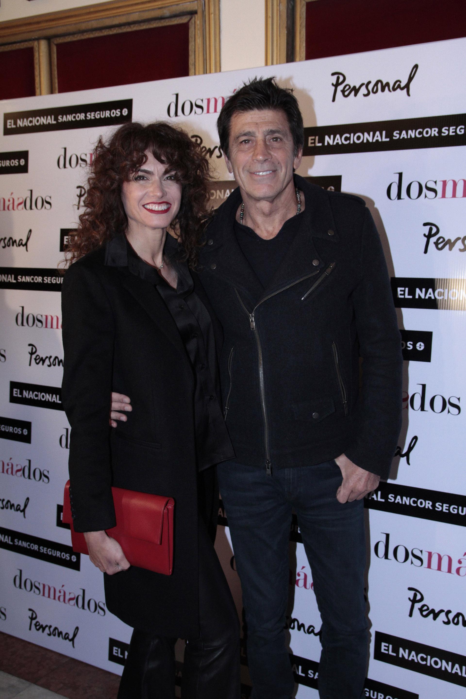 Florencia Raggi y Nicolás Repetto (C.Oppizzi)