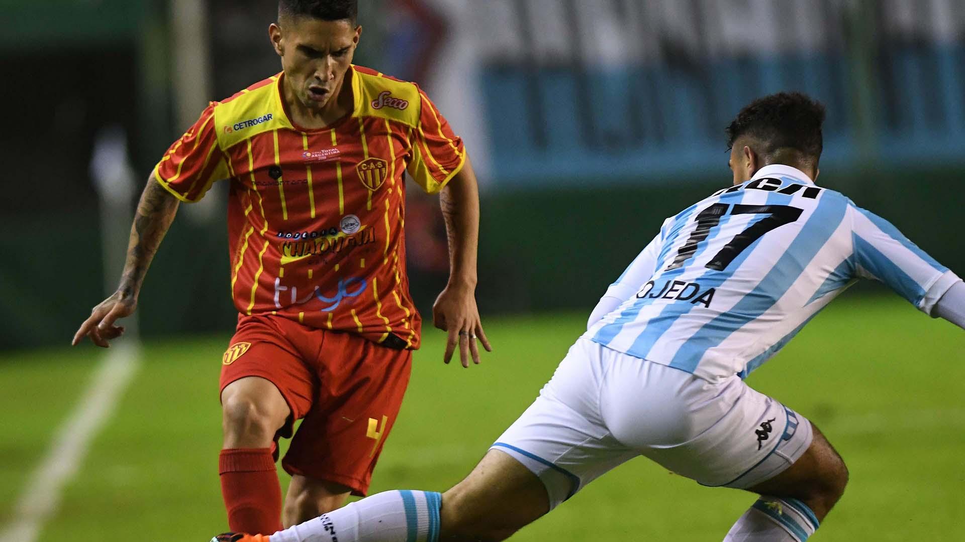 Sarmiento fue eliminado por Crucero del Norte en los cuartos de final del Federal A (Foto: Télam)
