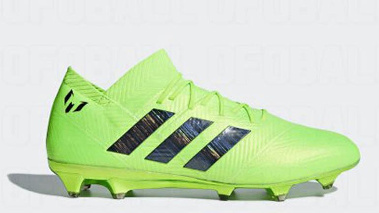 Lionel Messi utilizará los Adidas Nemeziz 18 Messi World Cup en el Mundial de Rusia
