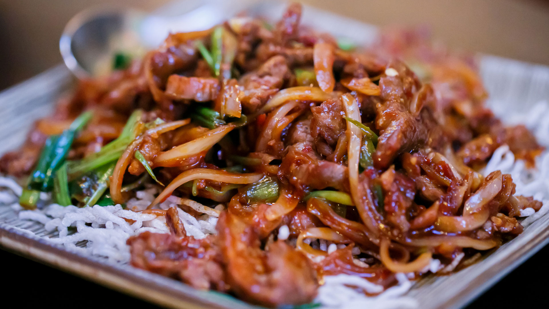 En 2017, la República Popular China importó 688.000 toneladas de carne vacuna. Se espera que ese número superare el millón de toneladas en menos de 10 años.