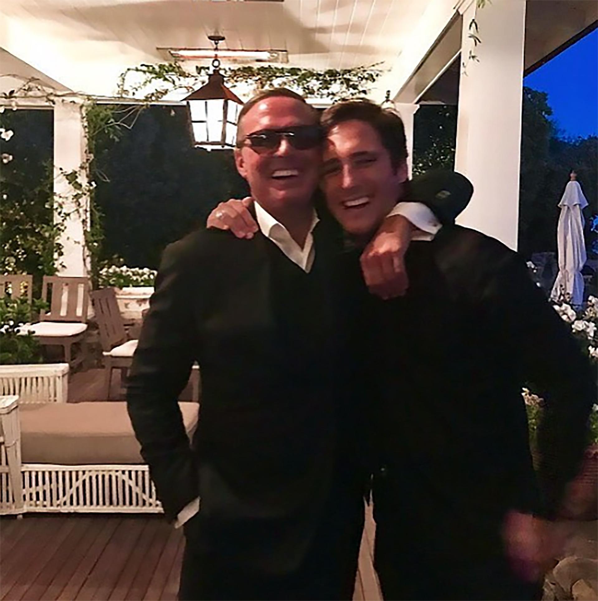 Luis Miguel y Diego Boneta se reunieron después de que se anunciara que el actor lo interpretaría