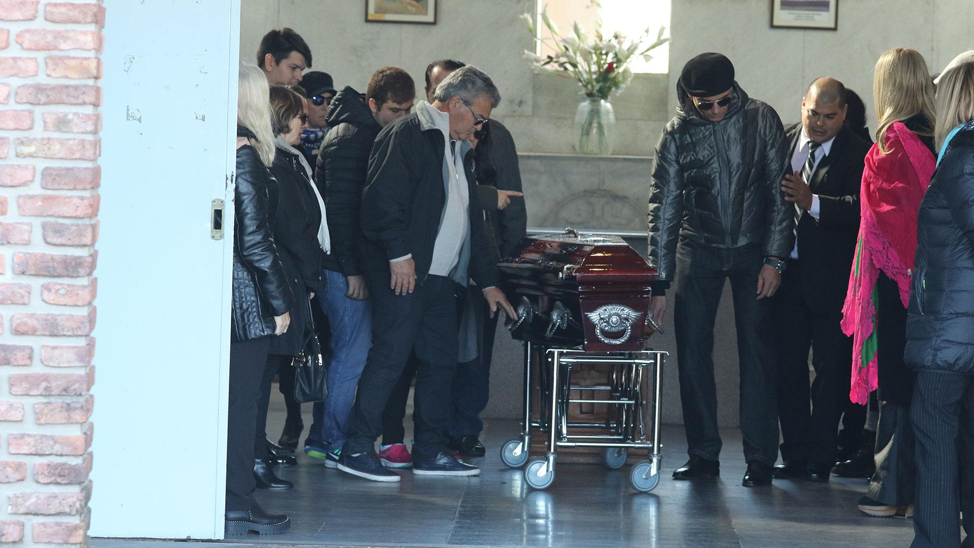 El diseñador murió en un sanatorio privado de Rosario