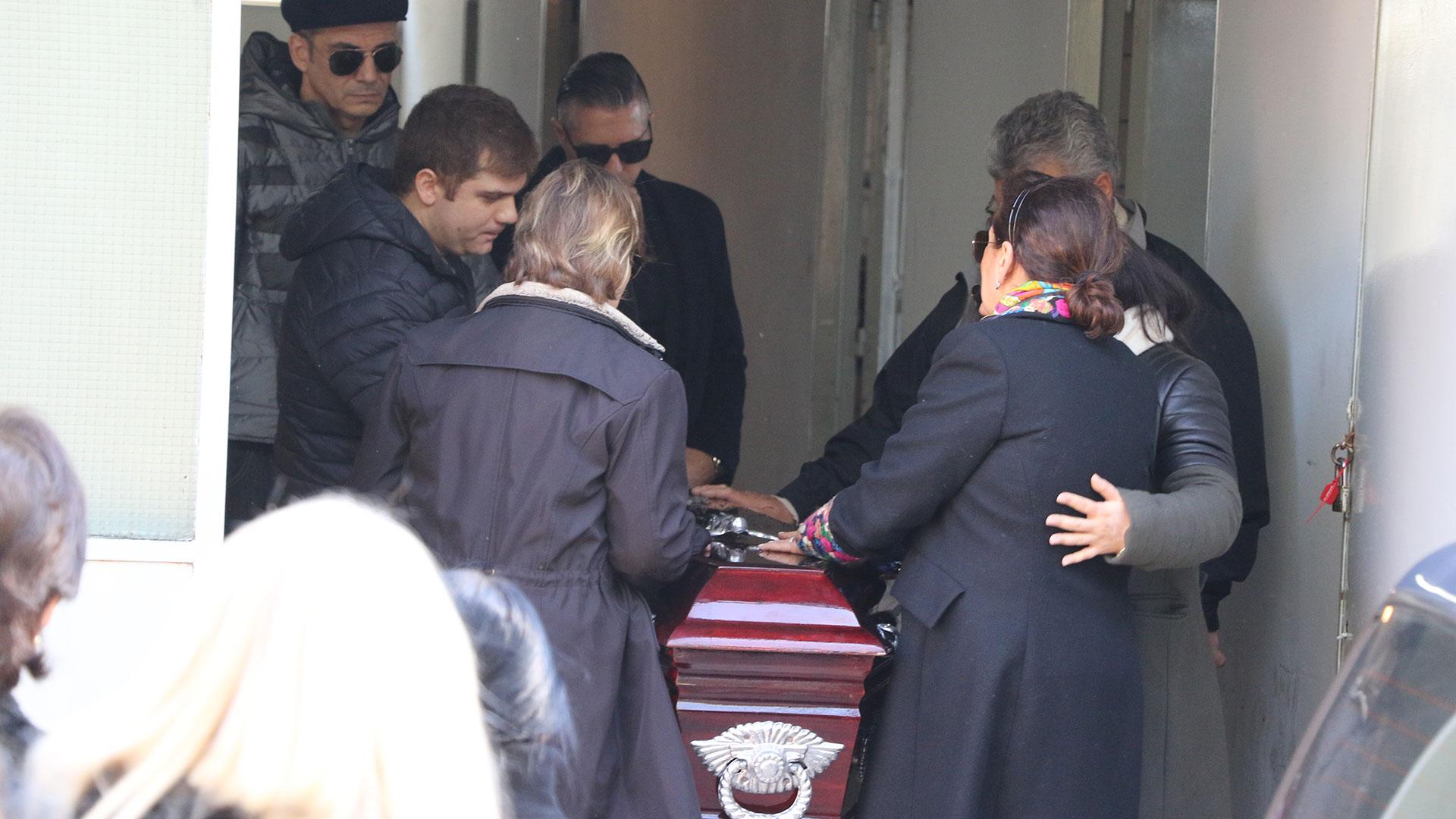 Di Domenico murió el miércoles, a los 66 años de edad