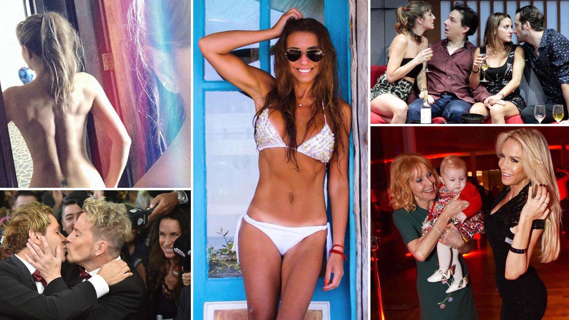 Galeria foto luciana salazar desnuda Nude Photos 52