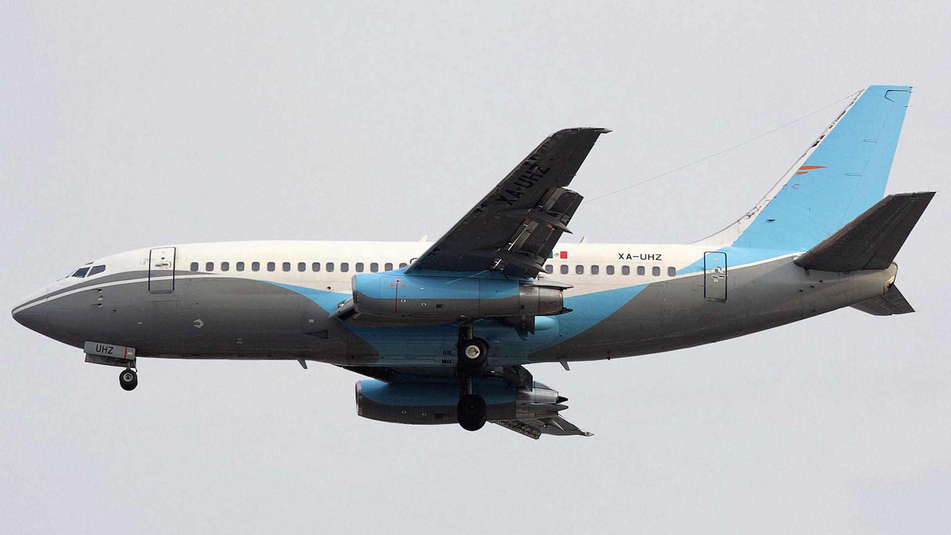 Imagen de hace 9 años del avión que se estrelló este viernes en Cuba